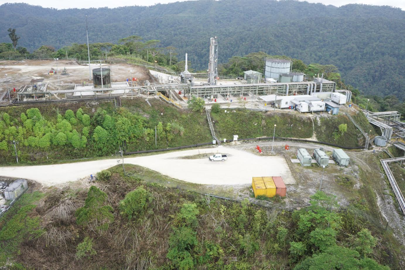 Kutubu Refinery Project